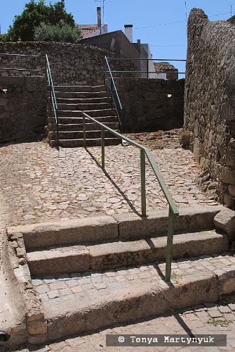 19 - провинция Португалии - маленькие города, посёлки, деревушки округа Каштелу Бранку
