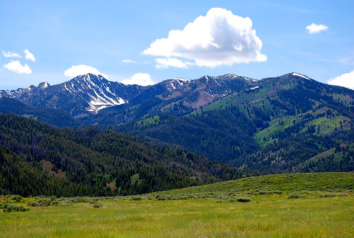 mountains nature landscapes spring scenery idaho southcentralidaho woodrivervalley