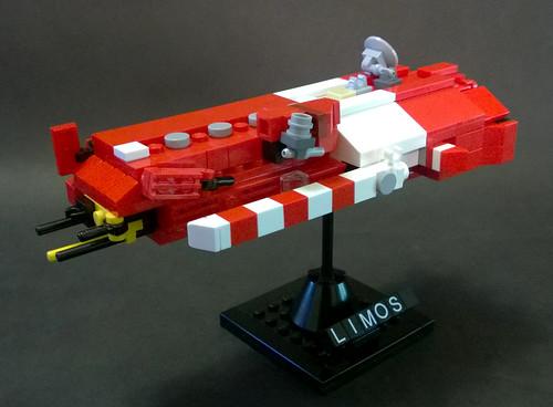 """Sobani Battleship """"Limos"""""""