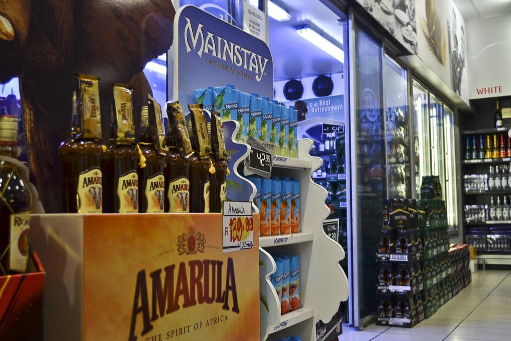Wine & Liquor Displays | Xanita
