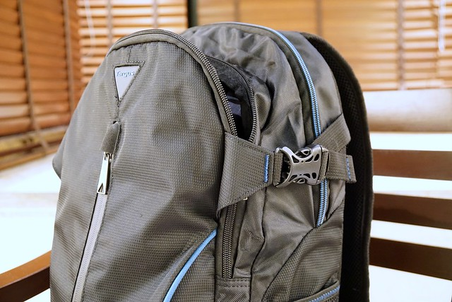 targus citylite II Ultra backpack REVIEW-001