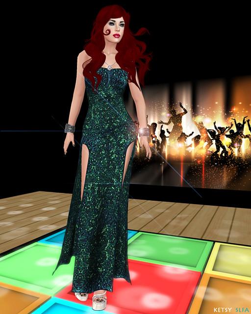 I Love The Nightlife - NEW Post @ Second Life Fashion Addict