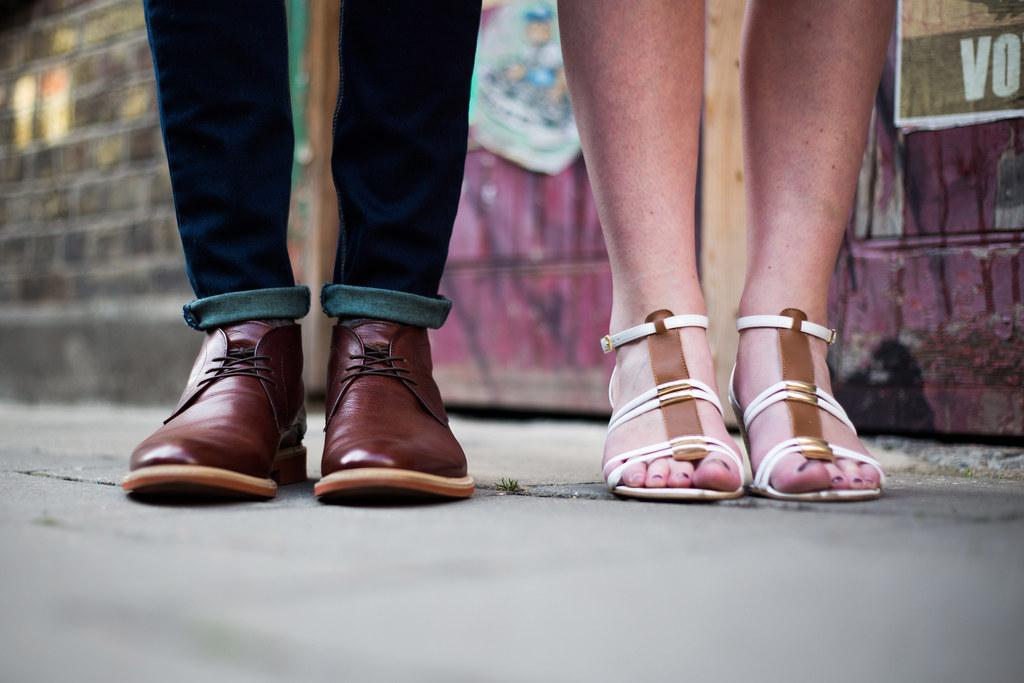 His & Hers: Daniel Footwear