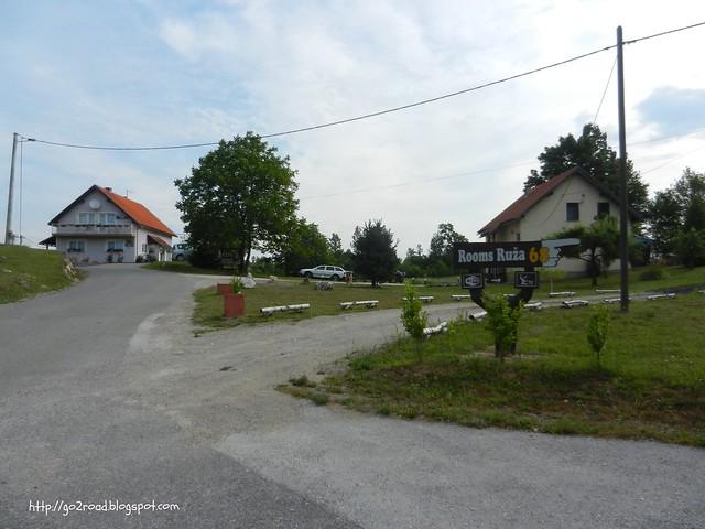 B&B возле Плитвицких озер