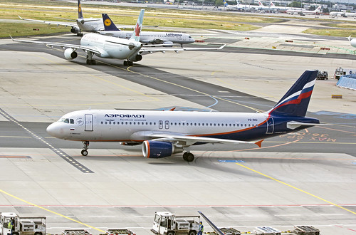 VQ-BIU Airbus A320-214 Aeroflot