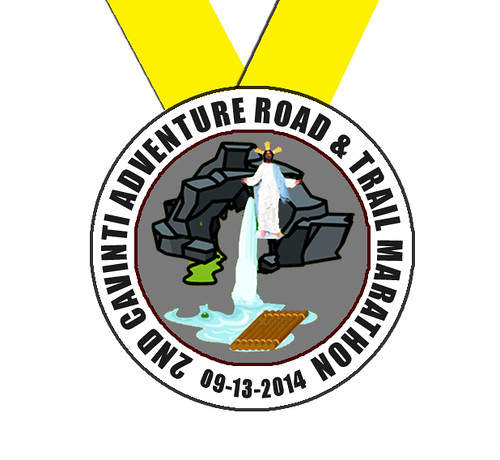 Cavinti Adventure medal