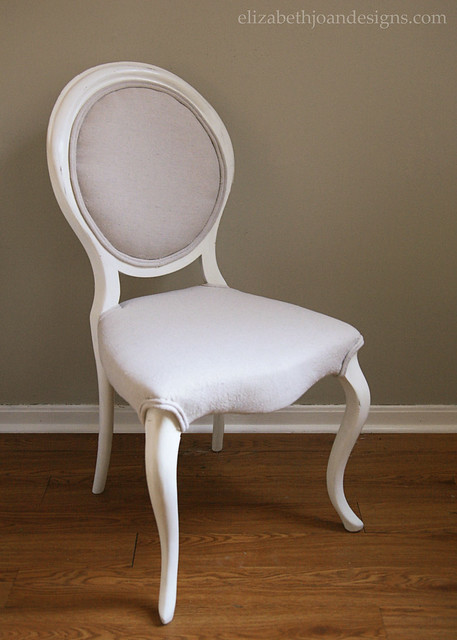 Chair Reupholstery 16