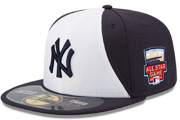 d5cf795510ac34 Is this really the cap anyone wants to see Derek Jeter wearing in his final  ASG? And if they're coming up with new caps for the ASG, can new jerseys be  far ...