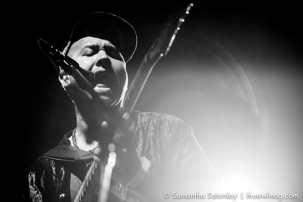 Unknown Mortal Orchestra @ First Fridays, Natural History Museum, LA 6/6/14