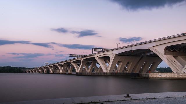 Woodrow Wilson Memorial Bridge