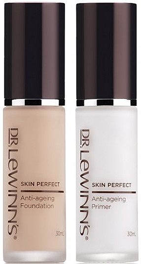 Dr Lewinn's Skin Perfect primer & foundation