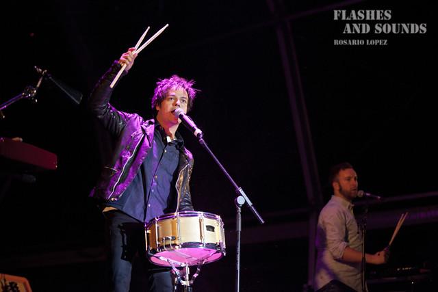 Jamie Cullum en Barcelona