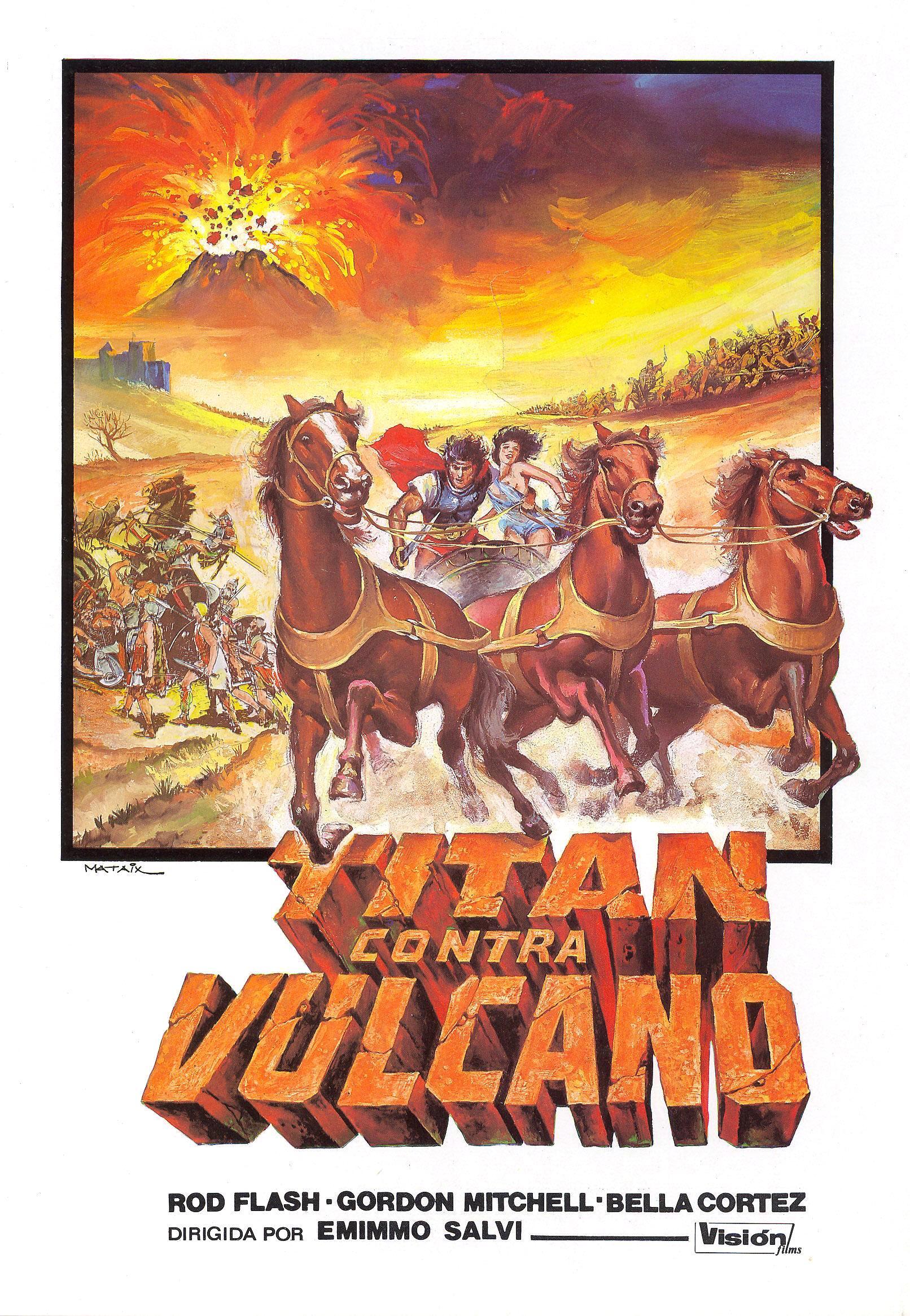 Vulcan, Son of Jupiter (1962)