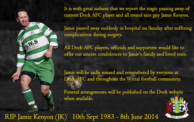 Jamie Kenyon For Dock Site