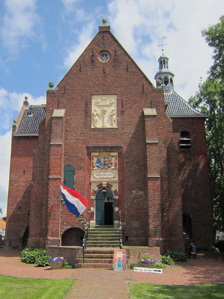 Zakina's blog: De kerk van Harkstede