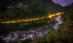 muzzpix-nz posted a photo:	Facebook    | 500px  | WebsiteThe road thru the Karangahake gorge can get a bit busy at times . This area was a gold mining mecca in a previous time , now its more of a tourist golden mecca . Wonder which makes more over time ...