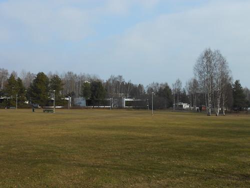 Nurminäkymä, Pohjois-Tapiola Espoo 10.3.2014