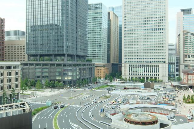 Marunouchi Tokyo, Japan