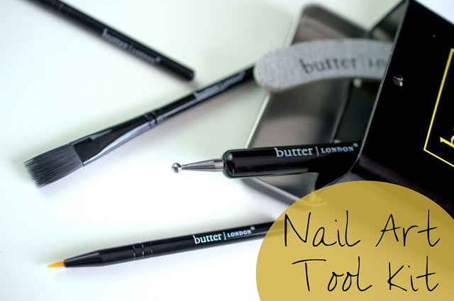 Butter London Nail Art Kit