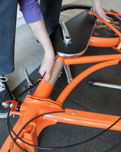WorkCycles Kr8 bakfiets reassembly how-to 36