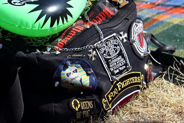 Metal Bag