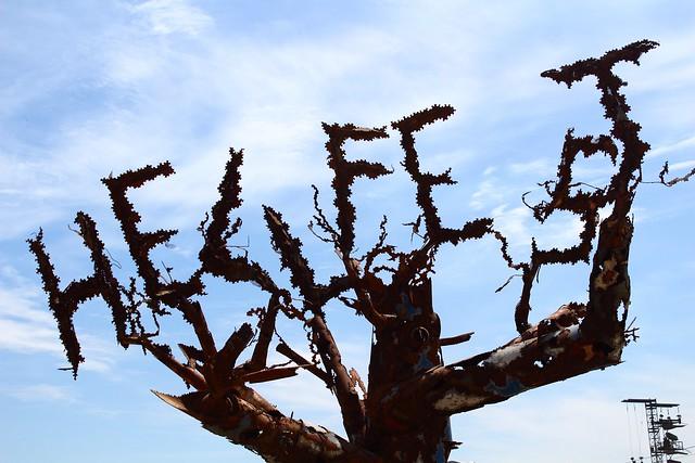 Hellfest Tree