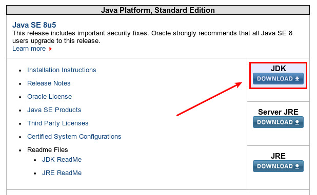 install java 8 in oracle linux