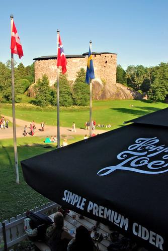 summer suomi finland july bluesky flags juli sommar kesä heinäkuu raseborgcastle raseborgsslott