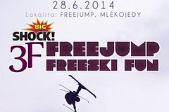 Freejump Freeski Fun 2014 - skoky do vody