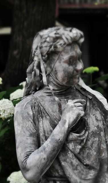 Smiling Statue
