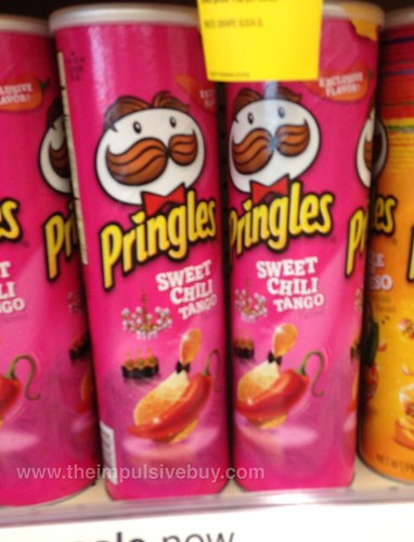 Sweet Chili Tango Pringles (Walgreens Exclusive)