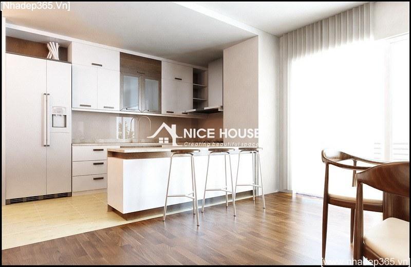 Thiết kế nội thất chung cư CT2_6