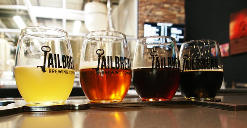 What's on tap at Jailbreak (03)
