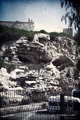 Golgotha - the place of the Skull