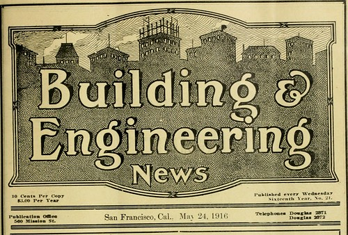 "Image from page 718 of ""Building & engineering news"" (1914) 