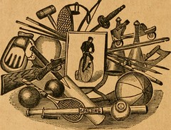 """Image from page 5 of """"The art of base ball batting"""" (1885)"""