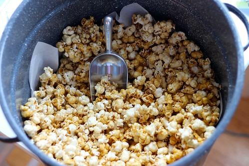 Caramel Corn for a Crowd
