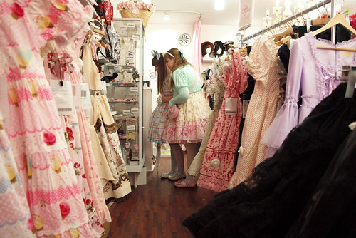 Lolitas in Closet Child