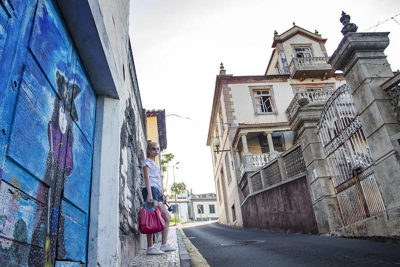 Zona Velha - Funchal, Madeira