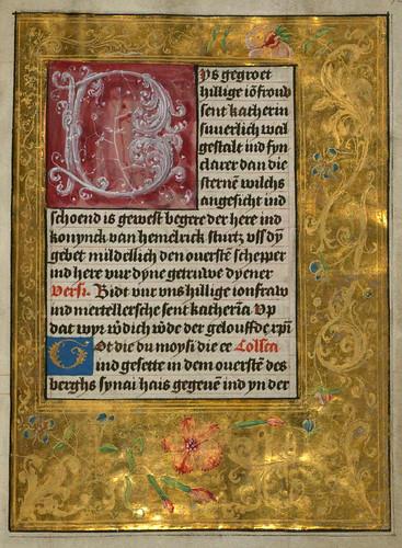 021-Libro de horas de Aussem-Art Walters Museum Ms. W.437