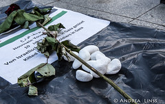 im Gedenken an die Opfer von Gaza....