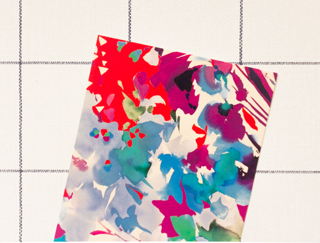 pattern box - helen dealtry watercolour florals