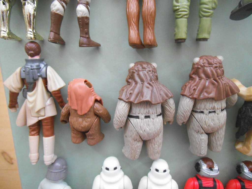 Star Wars childhood collection for sale (12)