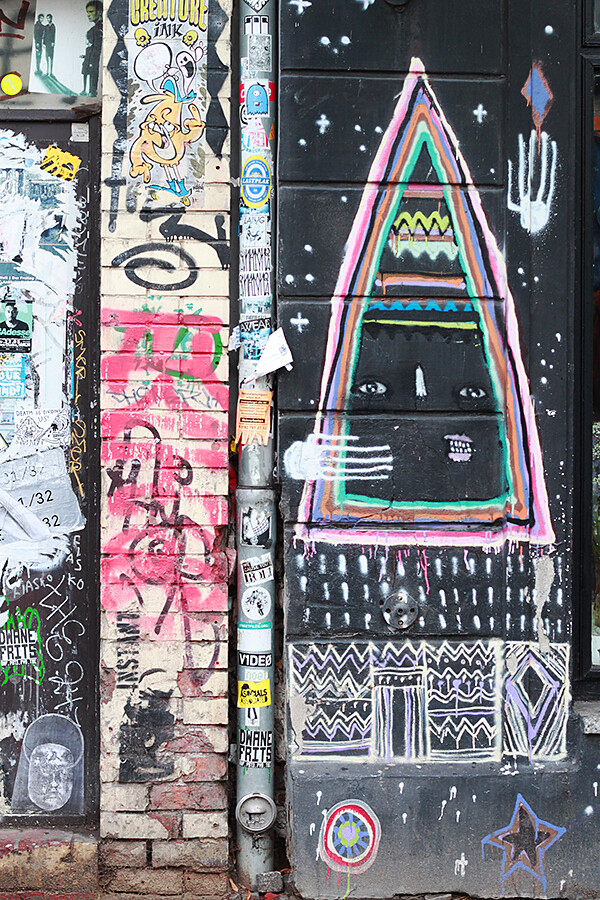 graffiti Berliinissä