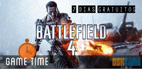 Battlefield 4 - 7 días gratuitos