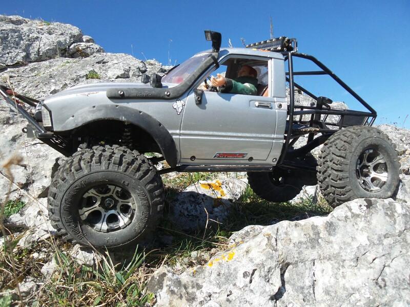Toyota Hilux Truggy Maxi-PRO 14689390330_0c4aca7e64_b
