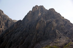 WeatherMaker posted a photo:	... where the Leo-Jeller Gedenkweg is 8and if you are very very good,you might even spot two climbers there!)