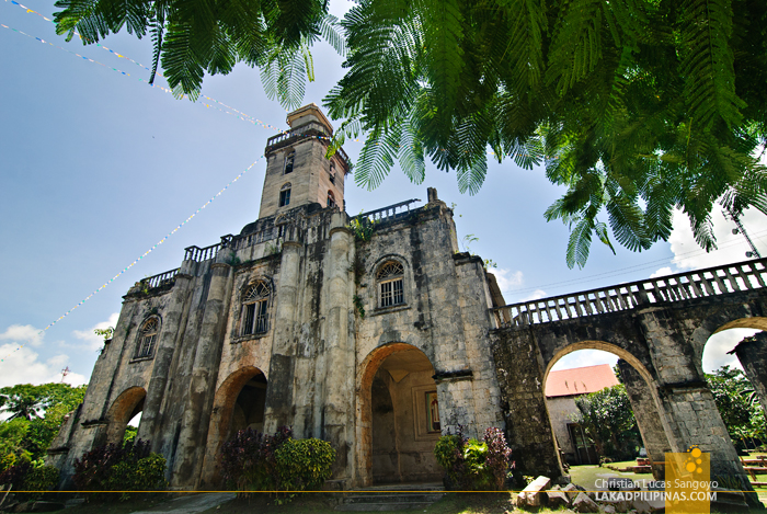 Sta. Monica Church in Alburquerque, Bohol