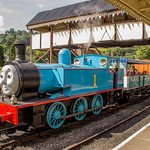 2014 - 08 - 07 - EOS 600D - Thomas the Tank Engine Day at Llangollen Railway - 016