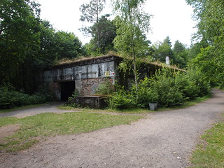 Image of Wolf's Lair near Gierłoż. hitler wolfsschanze gierłoż wolfslair trip20140717 deutschemilitärtechnik geo:lon=21501011 geo:lat=54080208